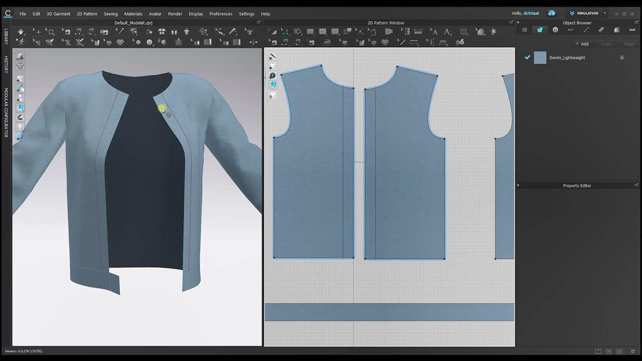 MD真实衣服布料制作教程 ArtStation - Realistic Clothes in Marvelous Designer
