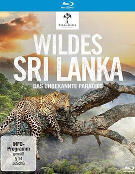 野性斯里兰卡海报