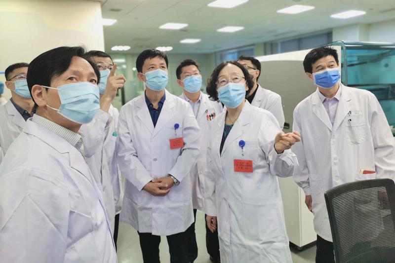 南京市儿童医院检验科顺利通过「ISO15189 医学实验室认可」