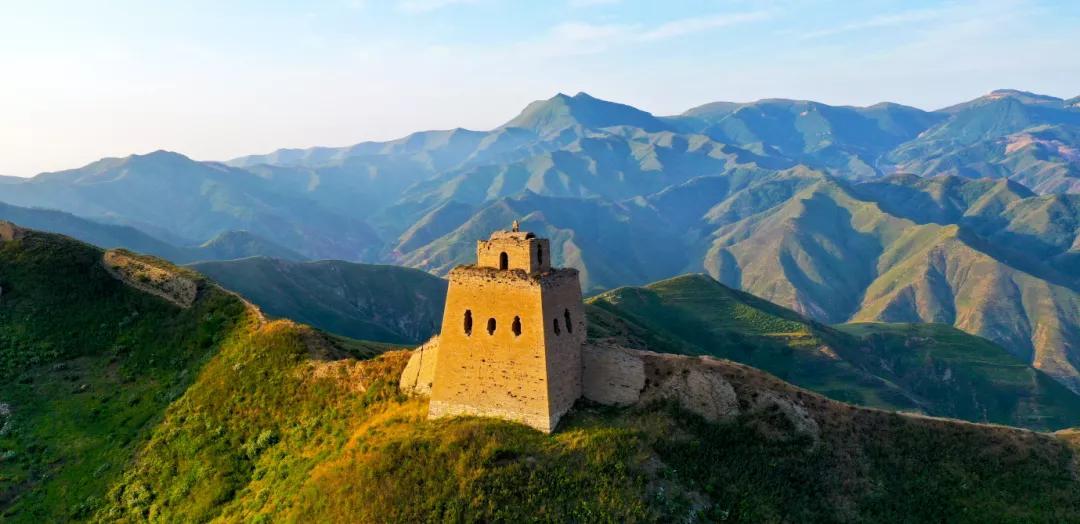 山陰廣武長城文化公園保護建設項目列入長城國家文化公園建設項目