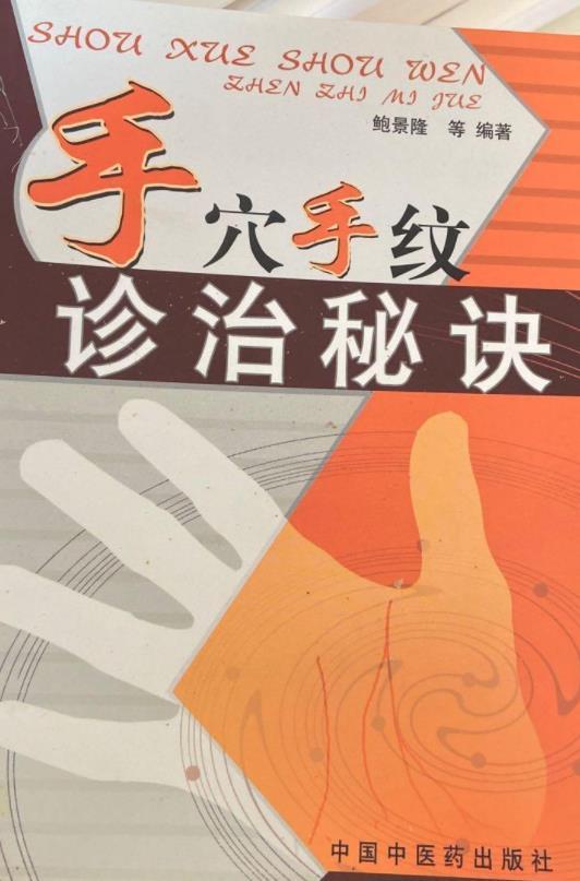 手穴手纹诊治