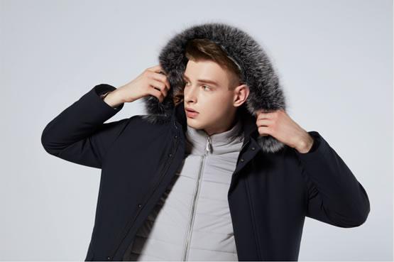 讲武德更要讲温暖,金利来冬装羽绒新品上市