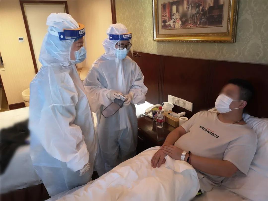 深圳市中医肛肠医院战疫日记——我们背后,他们仍在守候