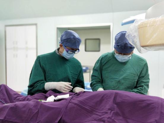莆田涵江医院心血管内科:成功开展多项冠心病介入治疗新技术