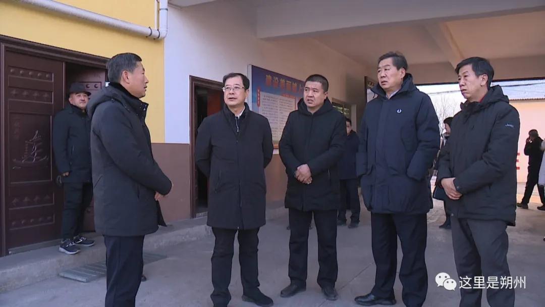 陈振亮调研督导大气污染防治工作
