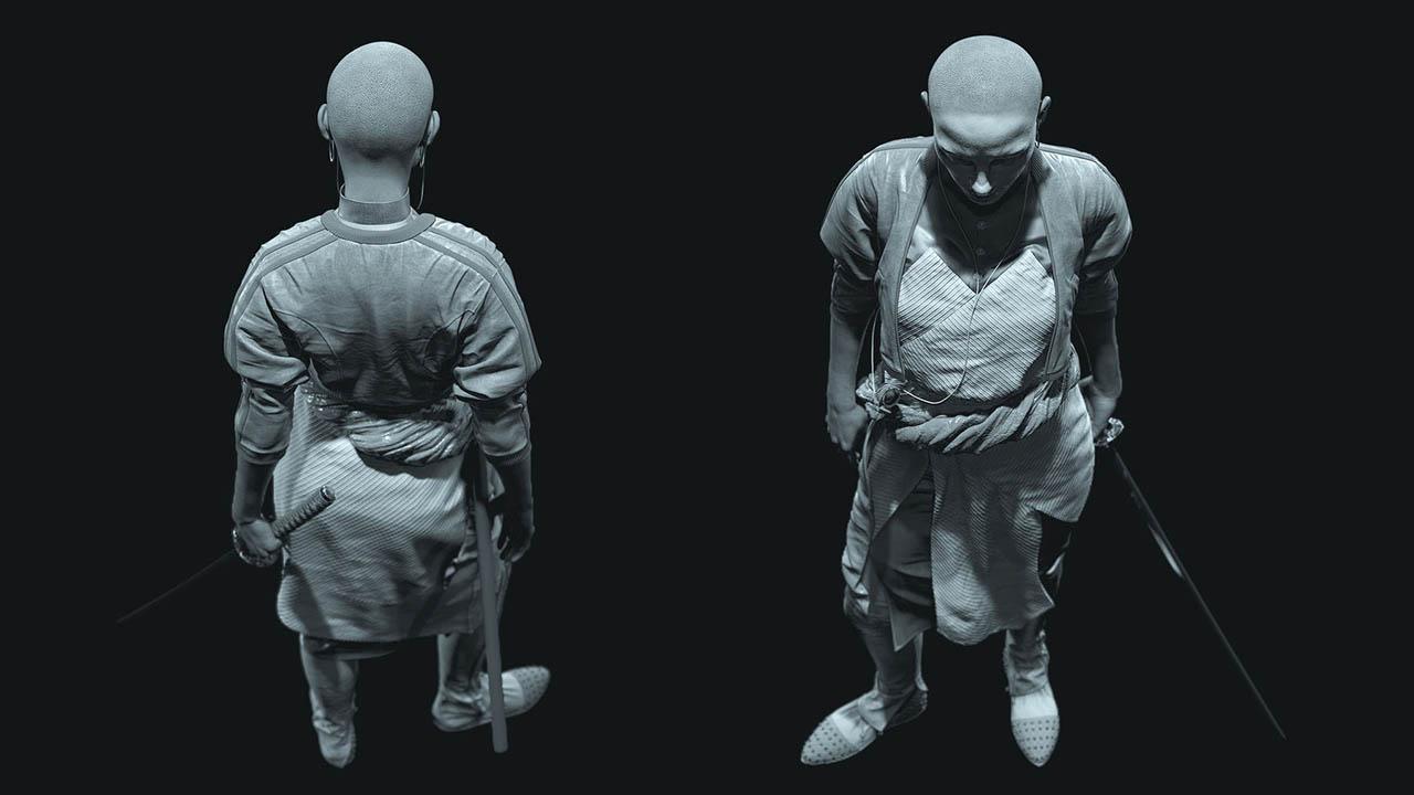 ZBrush布料衣服模型制作教程 Bringing Life To Clothes In ZBrush By Aleksandr Kirilenko