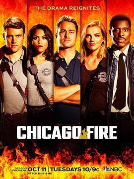 芝加哥烈焰 第五季海报