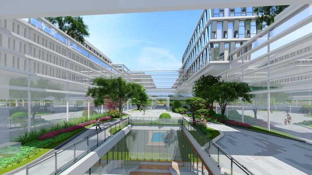 桂林医学院附属医院漓东新院区开工奠基